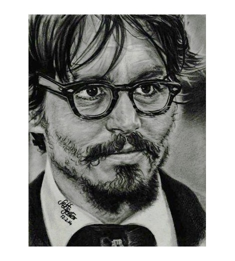 Johnny Dark Depp