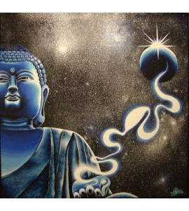 Buddha in a Galaxy